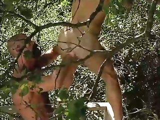 Beautiful rosebud rimming and fisting