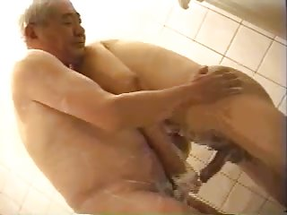 Mature asian gays  fun