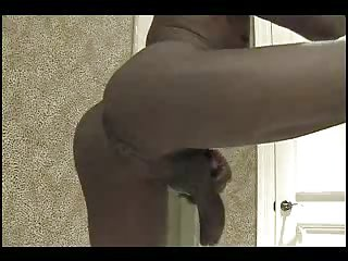Steamy Solo Masturbation In Front Of the Mirror