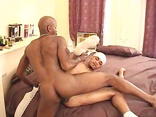 Ebony Gays Jizzy Sex
