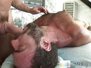 Hot Oral Sex For Bear Mature