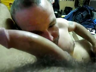 Hot Dude Giving Head To POV