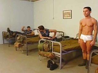 Hot Gays In Uniform Fucking