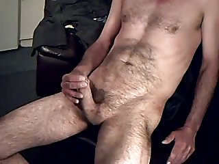 Homemade jacking off movie