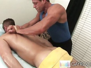 Hot Massage For Sexy Dude