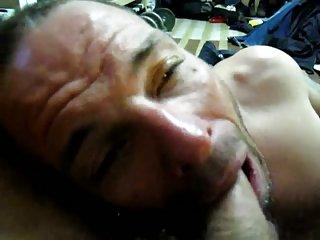 Filthy blowjacker pleasing hot pov