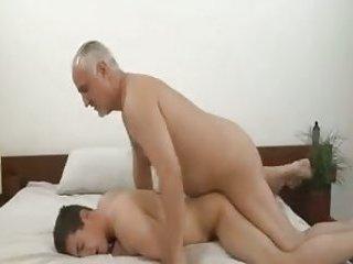 Gray Guy Fucking Stud
