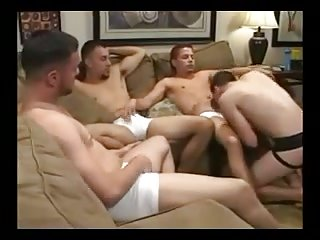 Gay Guys Ardent Sex