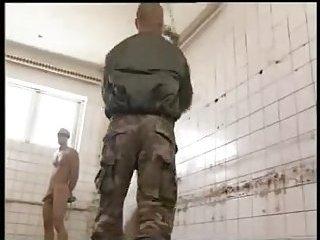 Hot Uniform Guys Fisting & Fucking