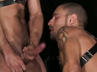 Luscious Gay Guys Threeway Sex