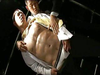 Hot office man sex