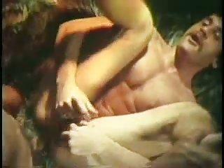 Nasty cowboys sucking fucking in gloryhole