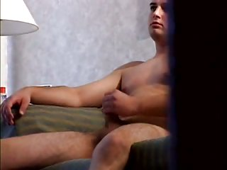 Older Brothers BF Caught Jacking Off