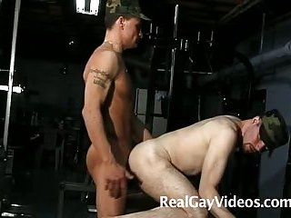 Military Headjob