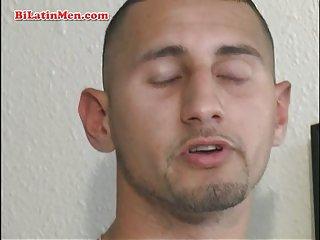Latino shows his fine body and big latino verga
