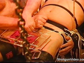 Very Extreme Cbt And Tickle Session