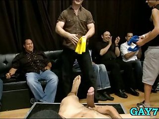 Gay cock as a special treat