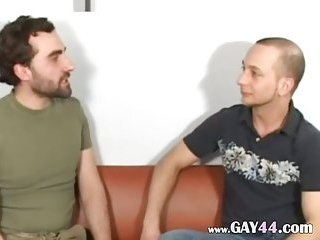 Mature gay cock suckers on the bed