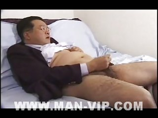 JAPAN gay Asian teacher fucks his student