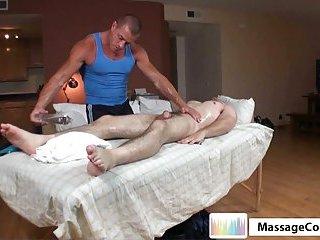 Massagecocks Oil Rub Down