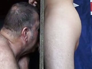 Horny Rico In Gloryhole