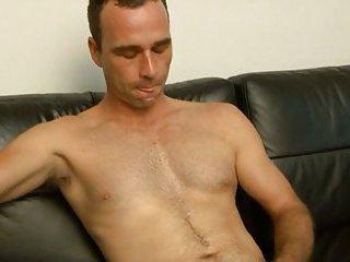 Lance hot wanking