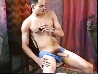 Latinos hunk enjoys sucking of a big cock