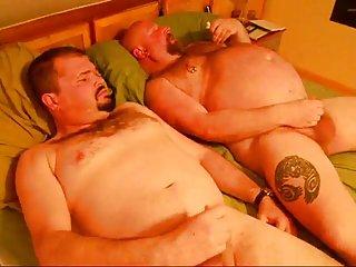 Hot Bears Wanking