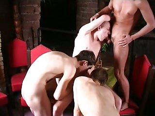 Hot Gay Guys Group Fuck