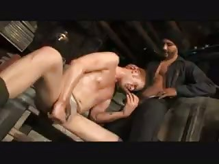 Horny Dude Dreaming About BBC