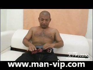 Gay JAPAN BOY Straight boy sucks cock