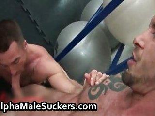 Joshua finley licking some super tight ass