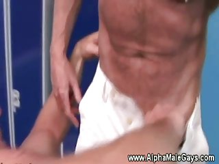 Alpha male gays sucking eachothers dicks