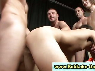 Can boys who love bukkake