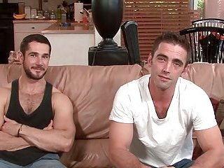 Str8 super hot guy with bi super hot guy