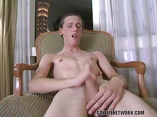 Filthy gay guys hard sex