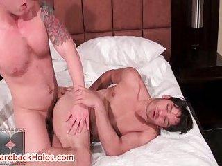 Travis turner sucking joey milano cock