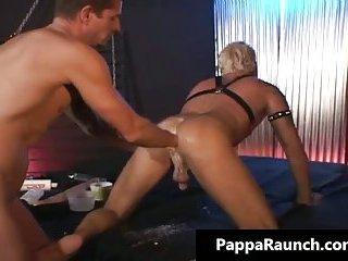 Extreme gay hardcore asshole fucking fisting clip 7