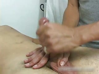 Giovanni getting his hard gay cock wanked 4