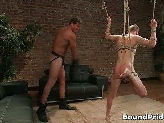 Hardcore gay guys in extreme gay BDSM hardcore video