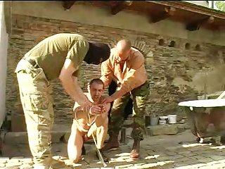 Discipline4Boys - Punished Burglar