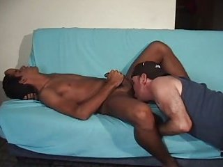 str 8 Latino rimming and fingering