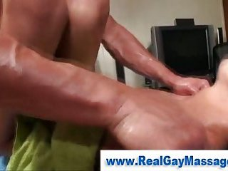 Hot rimming before anal penetration