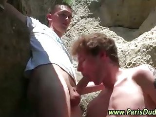 Hot gay amateur french hunks