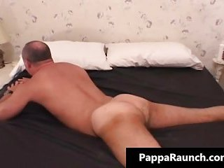 Hot sexy mature tight body gay gives nice blowjob