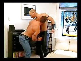 muscular guys sexing