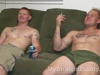 Luscious college guys in tats