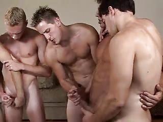 Gay Guys Whacking Off