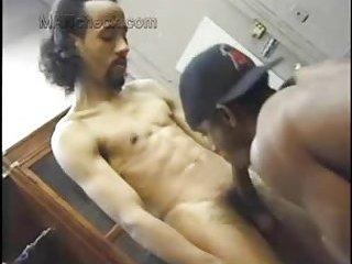Randy interracial guys safe banging
