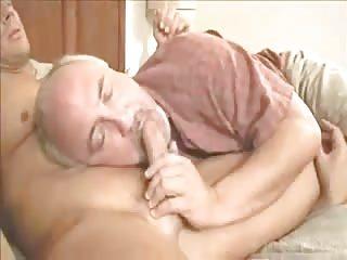 Horny Mature Cock Sucker